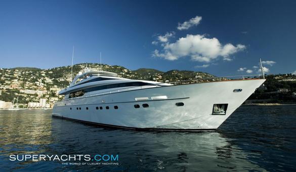 Titan Ii Yacht For Sale Sanlorenzo Motor Superyachts Com