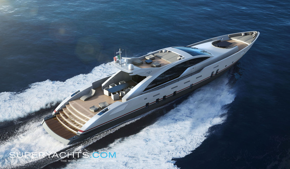 Velvet 36 yacht for sale tecnomar motor for Luxury motor boats for sale