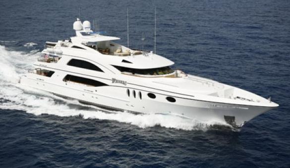 Wheels Yacht For Sale Trinity Yachts Motor