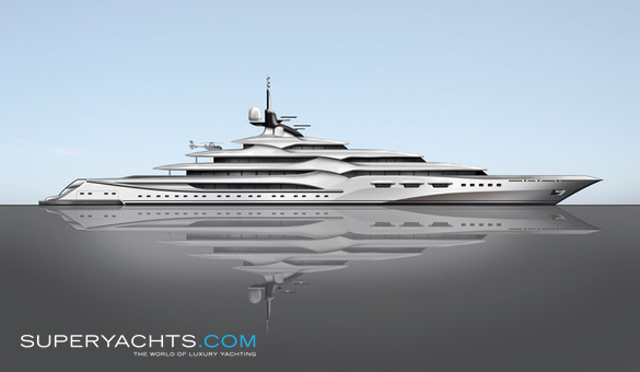 Dash Yacht Concept
