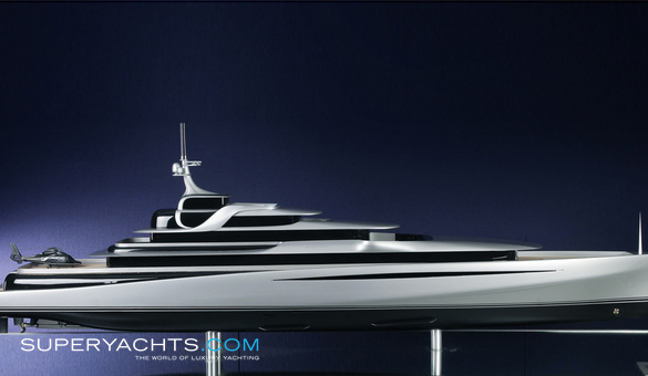 Elie Saab ES 117 Yacht Concept | superyachts com