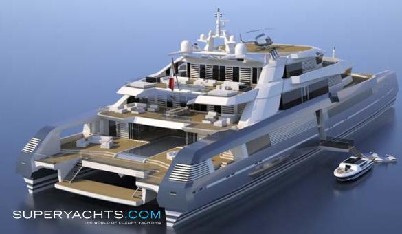 FC Swath 75 Concept Specification | superyachts.com