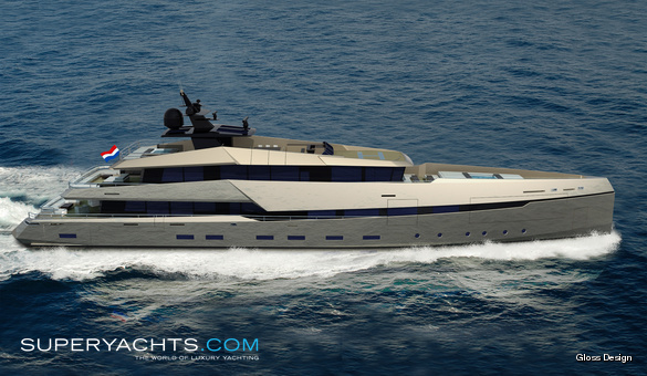 G180 Specification | superyachts.com