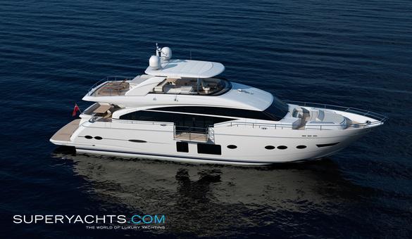 Princess 88my Yacht