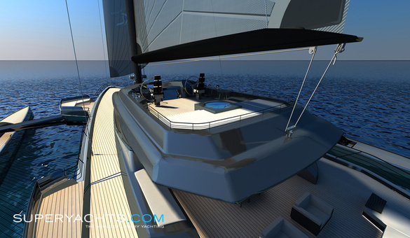 Ultraluxum CXL Yacht Concept | superyachts.com