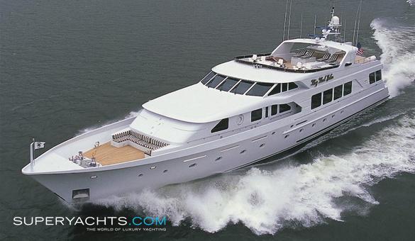Freedom Yacht Christensen Motor Yacht Superyachts Com