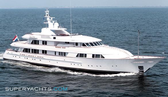 Hampshire Yacht Feadship Motor Yacht Superyachts Com