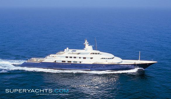 Limitless Yacht Lurssen Yachts Motor Yacht Superyachts Com
