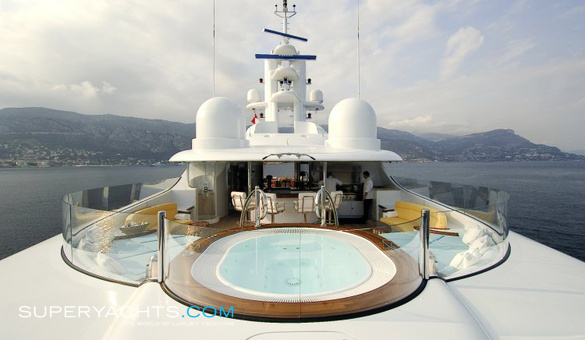 Oasis Luxury Motor Yacht