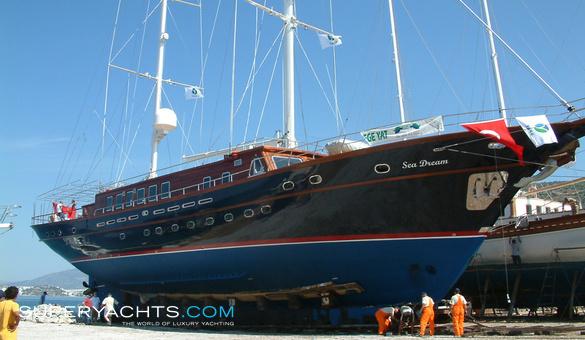 Sea Dream Yacht Aegean Yacht Motor Sailer