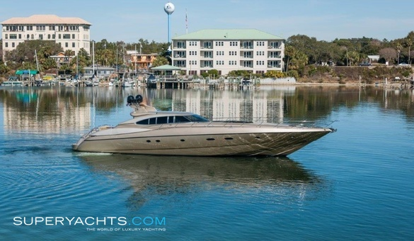 007 - Sunseeker Motor Yacht | superyachts com