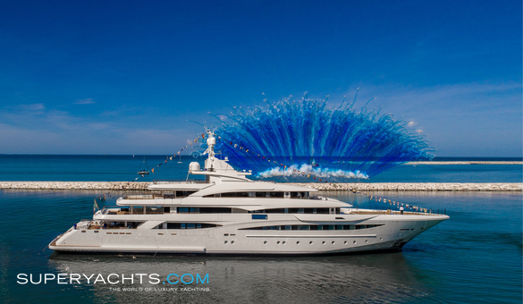 #135 Luxury Motor Yacht by CRN
