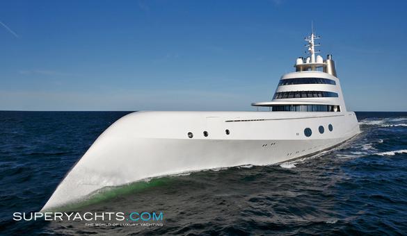 A Blohm Voss Shipyards Motor Yacht Superyachts Com