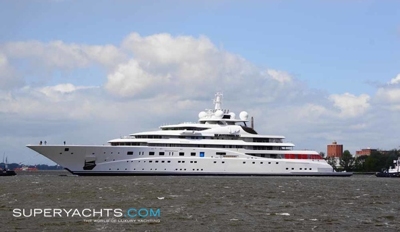 A+ Luxury Motor Yacht by Lurssen Yachts