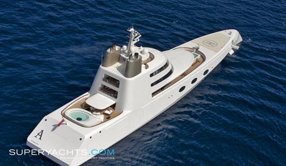 A - Blohm + Voss Shipyards Motor Yacht | superyachts.com