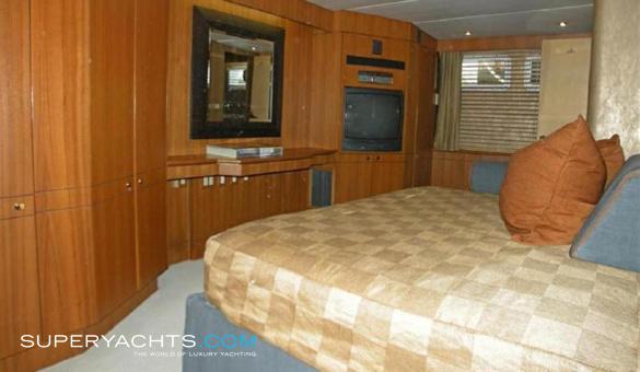 Adventurer Specification - Burger Boat.. | superyachts.com