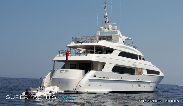 After You Luxury Motor Yacht by Horizon Yachts
