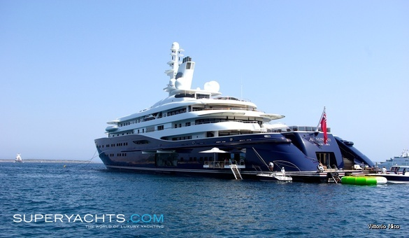 Al Mirqab Kusch Yachts Motor Yacht Superyachts Com