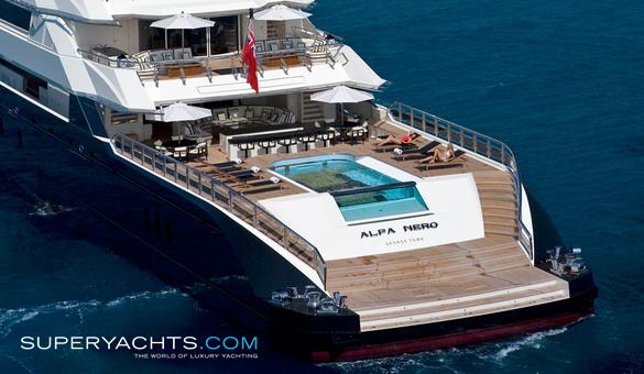 Alfa Nero - Oceanco Motor Yacht | superyachts.com