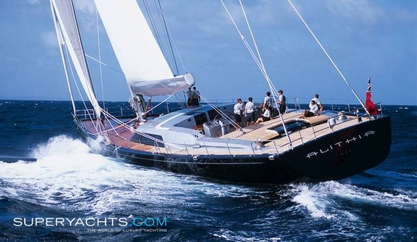 Alithia Abeking Rasmussen Sail Yacht Superyachts Com