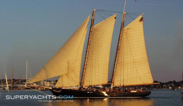 America - Scarano Boat Building Sail Yacht   superyachts.com