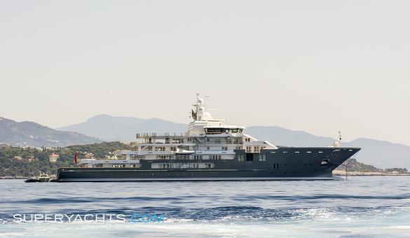 Andromeda - Kleven Motor Yacht   superyachts com