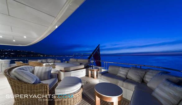Aquarius Photos - Amels Motor Yacht | superyachts com
