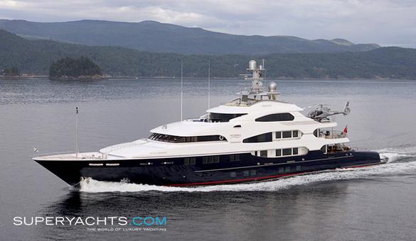 Attessa Feadship Motor Yacht Superyachts Com