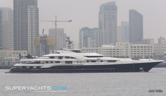 Attessa Iv Evergreen Shipyard Motor Yacht Superyachts Com