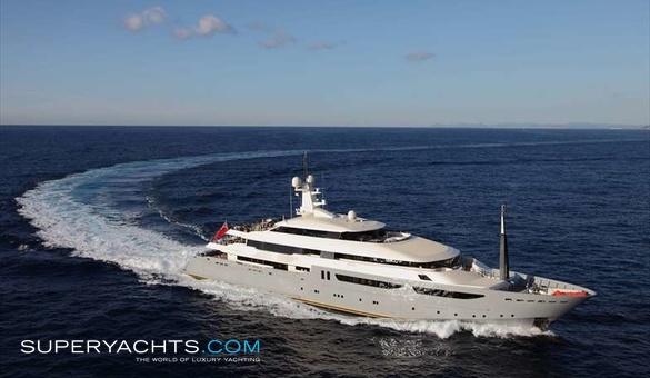 Azteca Crn Motor Yacht Superyachts Com