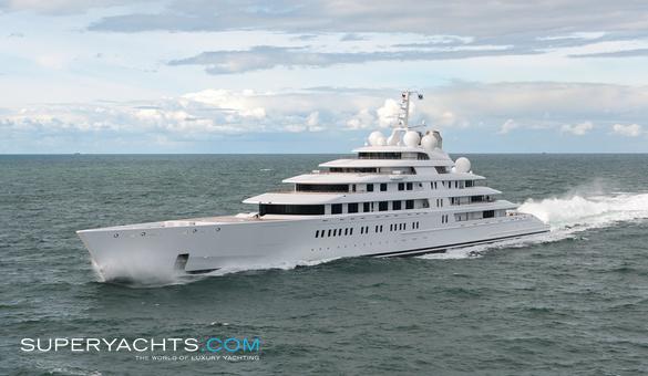 Azzam Specification Lurssen Yachts Motor Superyachts Com