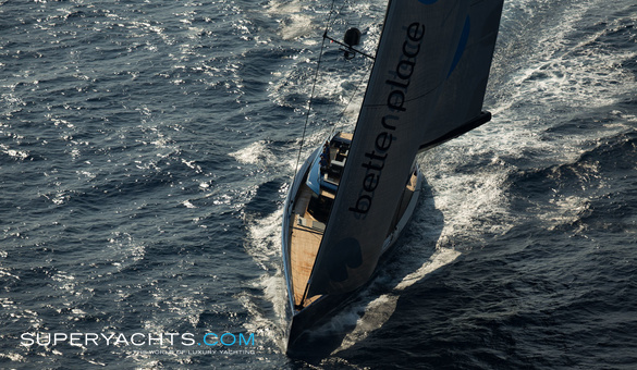 Better Place - Wally Sail Yacht | superyachts com