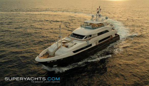 Bikini Queen 2 Luxury Motor Yacht by Horizon Yachts