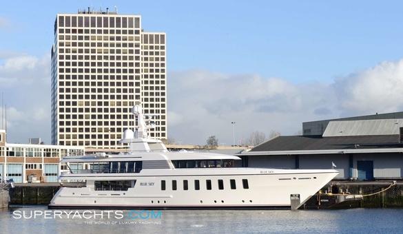 Blue Sky Motors >> Blue Sky - Feadship Motor Yacht   superyachts.com
