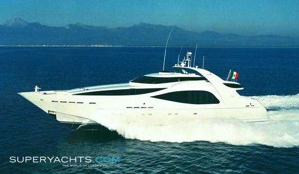Blue Sky Motors >> Blue Sky - Codecasa Motor Yacht   superyachts.com