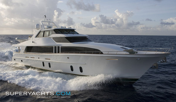 Blue Water CAT Luxury Motor Yacht by Cheoy Lee