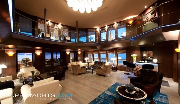 Boadicea Luxury Motor Yacht By Amels