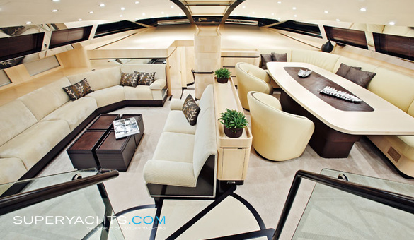 Bristolian Luxury Sail Yacht By Yachting Developments