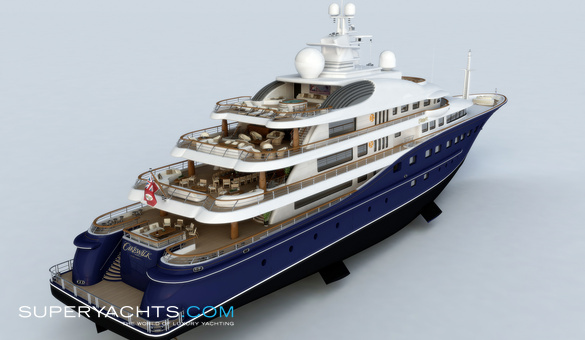 Cakewalk - Derecktor Motor Yacht | superyachts.com