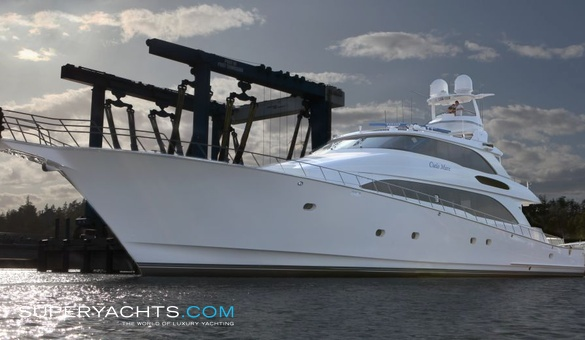 Cielo Mare Luxury Motor Yacht by Townsend Bay Marine