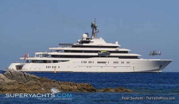 Eclipse Blohm Voss Shipyards Motor Yacht Superyachts Com
