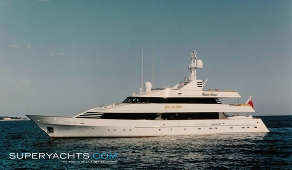Eclipse Luxury Motor Yacht by Feadship