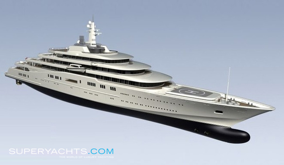 Eclipse Specification Blohm Voss Superyachts Com