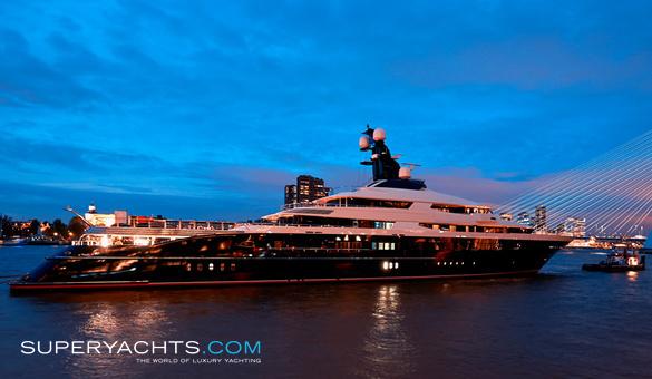 Equanimity Oceanco Motor Yacht Superyachts Com