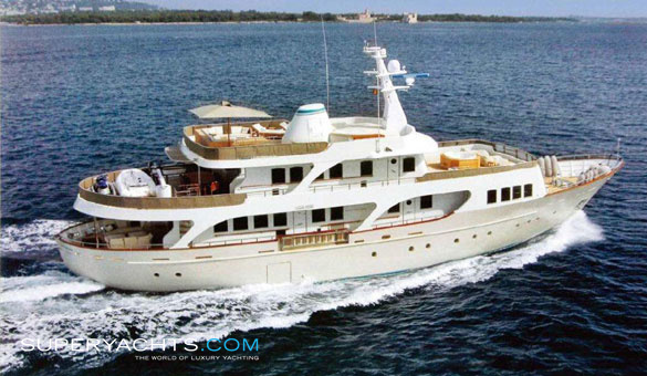 Evergreen v specification benetti sail for Luxury motor boats for sale