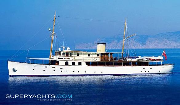Fair Lady Camper Amp Nicholsons Yachts Motor