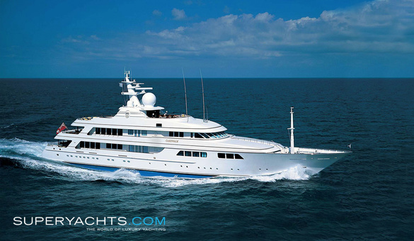 Flag Luxury Motor Yacht by Feadship