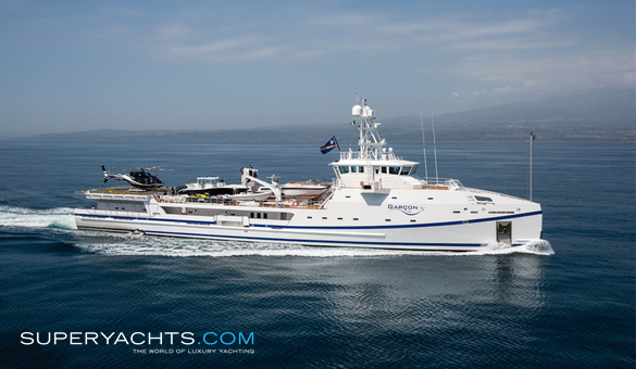 Garcon damen motor yacht superyachts.com