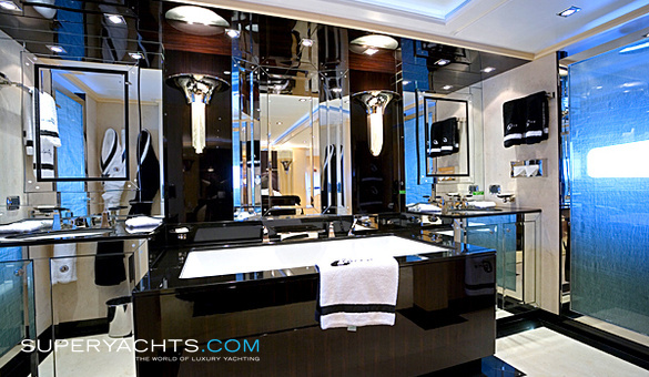 Gforce heesen yachts motor yacht for Force interieur