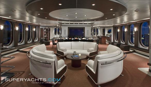 ... Global Luxury Motor Yacht By Shadow Marine ...